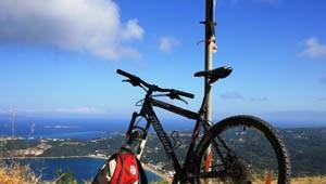 Radreise über die Insel Korfu