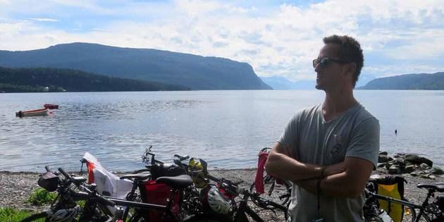 Biketeam Reiseleiter Peter