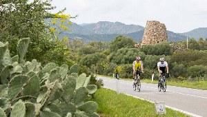 Rennradreise Sardinien