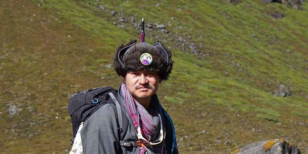 Bhutan-Reiseleiter Karma